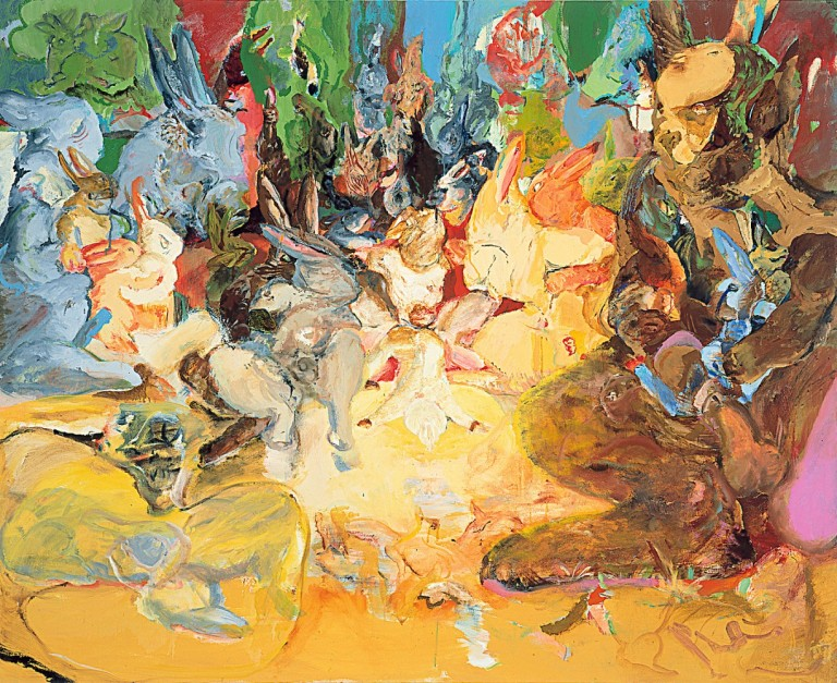 Exhibitions | Cecily Brown | Cecily Brown